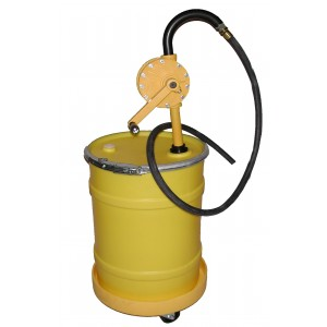 15 Gallon Water Tank, with Reversible Hand Pump
