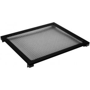 Elekta Steel Tennis Racket Panel, for Pedestal Style Couch