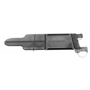 Varian Clinac Double Open Side Spine Support Panel