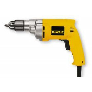 Electric Drill 3/8 Inch, Variable Speed and Reversible