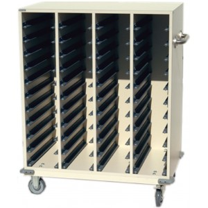 Storage Cart for Siemens Brass Compensators