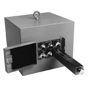 Shielded Storage Safe, with 6 Drawers