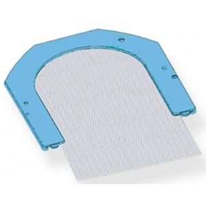 Aquaplast Disposable Long U-Frame, 2.4mm Thick
