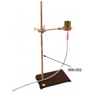 Sc Brass Mini-Phantom for Exradin A16 Chamber