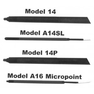 Exradin A14SL Slimline Microchamber, 0.015cc