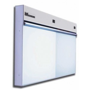 Trimline Plus Hi-Lo Illuminator, 2 Bank, Wall Mount