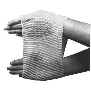 MT Spandage Elastic Net, for Medium Chest
