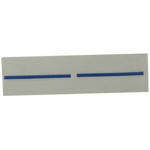 IZ Port Markers, Blue, Lines