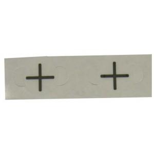 Indicator Radiopaque 20mm Cross Marker, for CT
