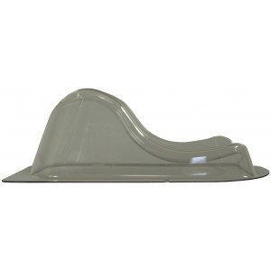 Silverman D Head and Neck Support, with Peg Holes, New Style