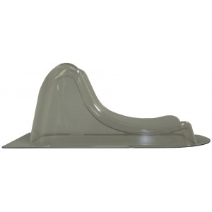 Silverman E Head and Neck Support, with Peg Holes, New Style