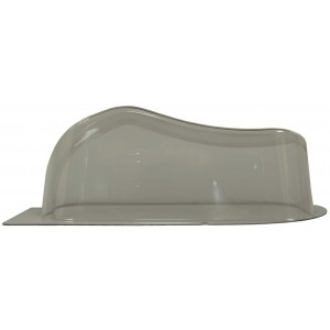 Silverman F Head and Neck Support, with Peg Holes, New Style