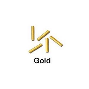Gold Cervix Marker, 0.8mm Diameter x 3mm Long, Vial of 50