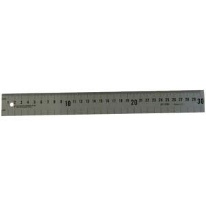 Aluminum Rule, 35mm Wide x 30cm Long