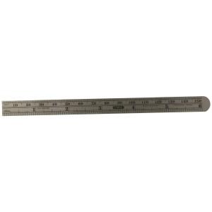 Stainless Steel Flexible Ruler, 6 Inch (15cm) Long