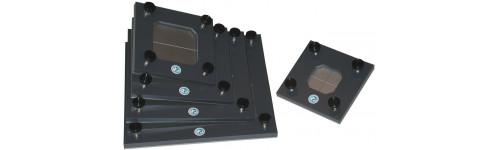 Varian Electron Block Molds