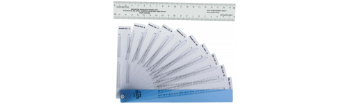 Rulers, Rules and Measuring Tape