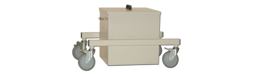 Radiation Source Container, Carts and Carriers