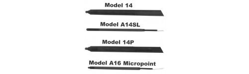 Exradin Microchamber 0.015cc A14