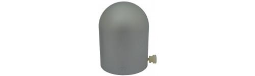 Aluminum Material Exradin 0.016cc Model A14SL