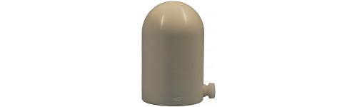 Plastic Water Material Capintec PR-06C & PR-06G