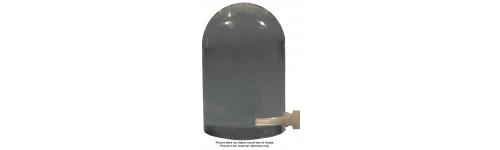Acrylic Material NEL 2571 Bicron Chamber