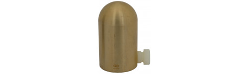Brass Material NEL 2571 Bicron Chamber