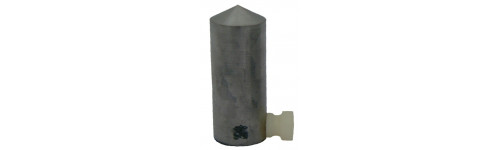 Lead Material NEL 2571 Bicron Chamber