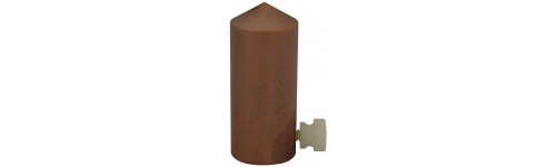 Copper Material NEL 2571 Bicron Chamber