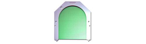 Klarity Green U-Frame Masks