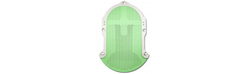 Klarity Green IMRT Masks