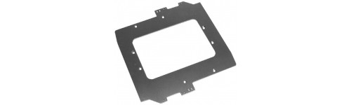 Varian Clinac Replacement Wedge Trays