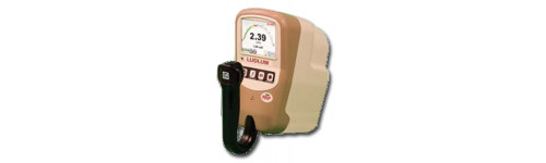 Model 9DP, Pressurized Ion Chamber Meter
