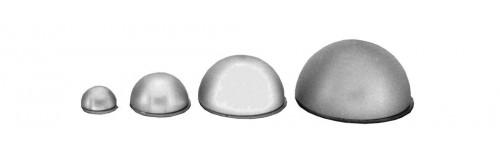 Polystyrene Dome TLD Ribbon (Chip) Holder