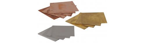 Brass & Aluminum & Copper Sheeting