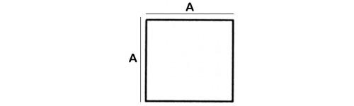Square Lead Block