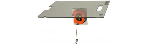 Retractable Tape Measure Tray