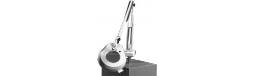 LDR Workstation Lamps and Magnifiers