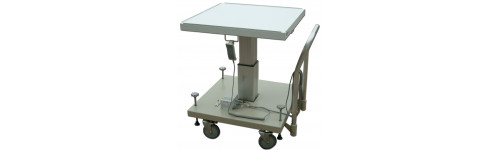 Electric and Hydraulic Lift Tables