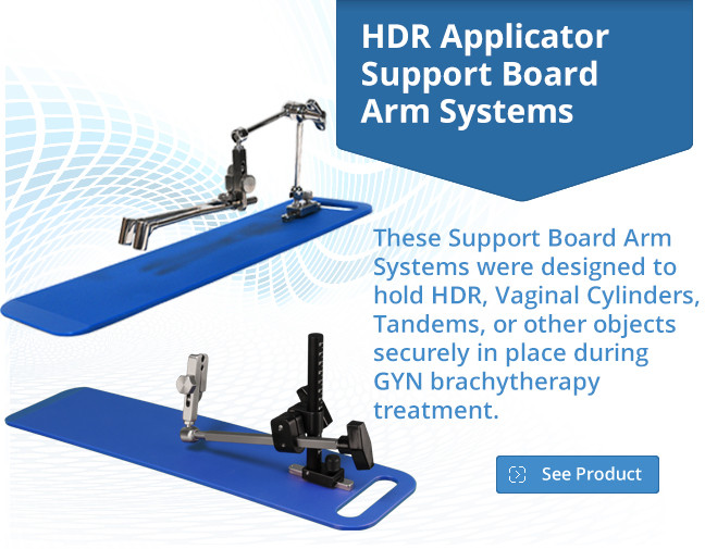 HDR Support Board Arm Systems